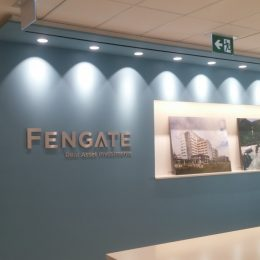 Architectural - Indoor Signage - Fengate Dimensional Lettering & Logo