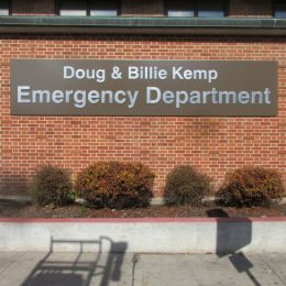 Donor Recognition - Naming and Dedication Signage - Bowmanville Kemp Naming